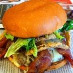 Savage Love Burger