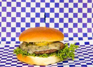 The Blue Bayou Burger