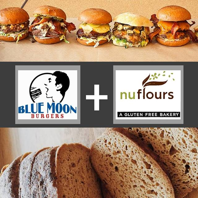 NuFlours Now Making Gluten-Free Buns for Blue Moon!